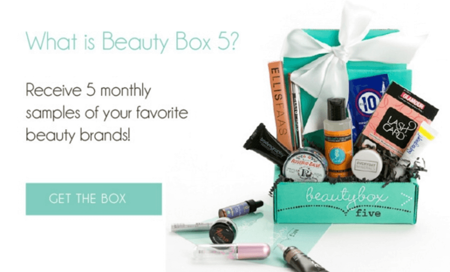 Beauty Box 5 January 2017 Spoiler + Coupon