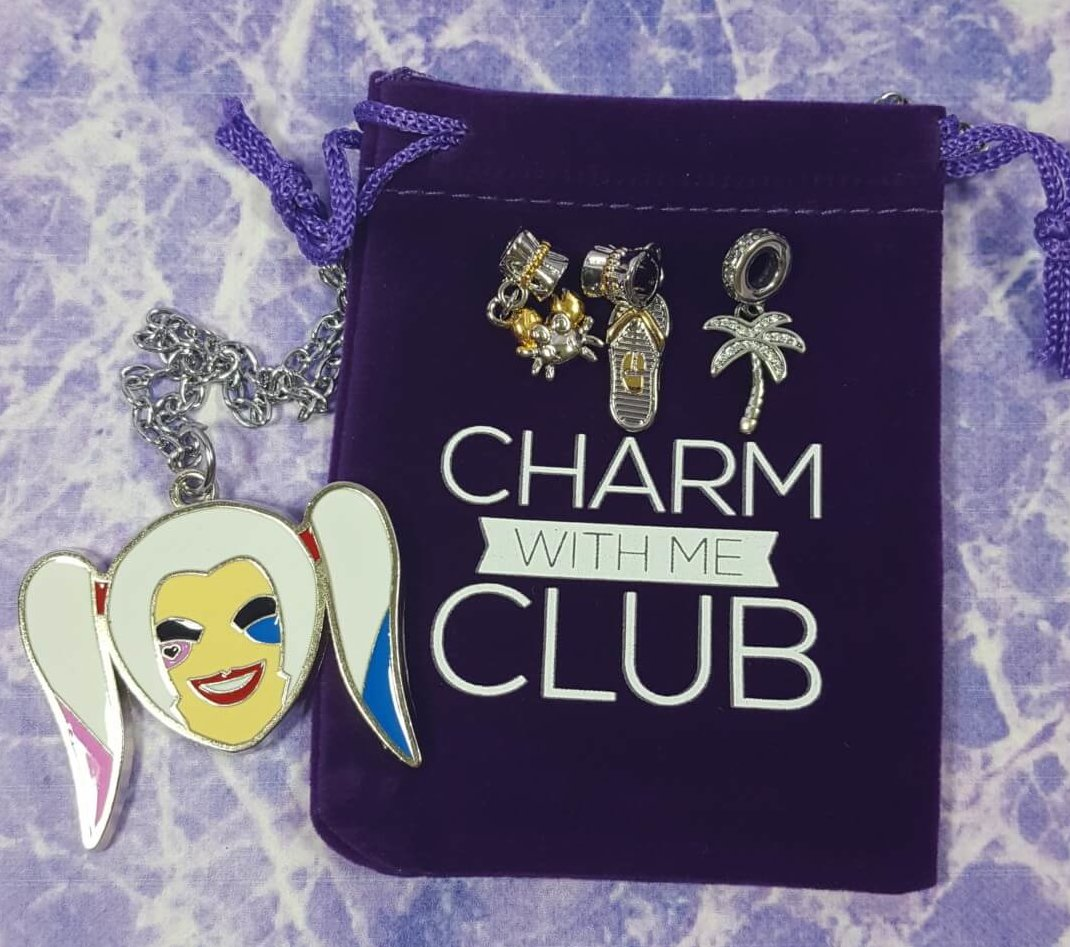 Charm With Me Club August 2016 Subscription Box Review + Coupon