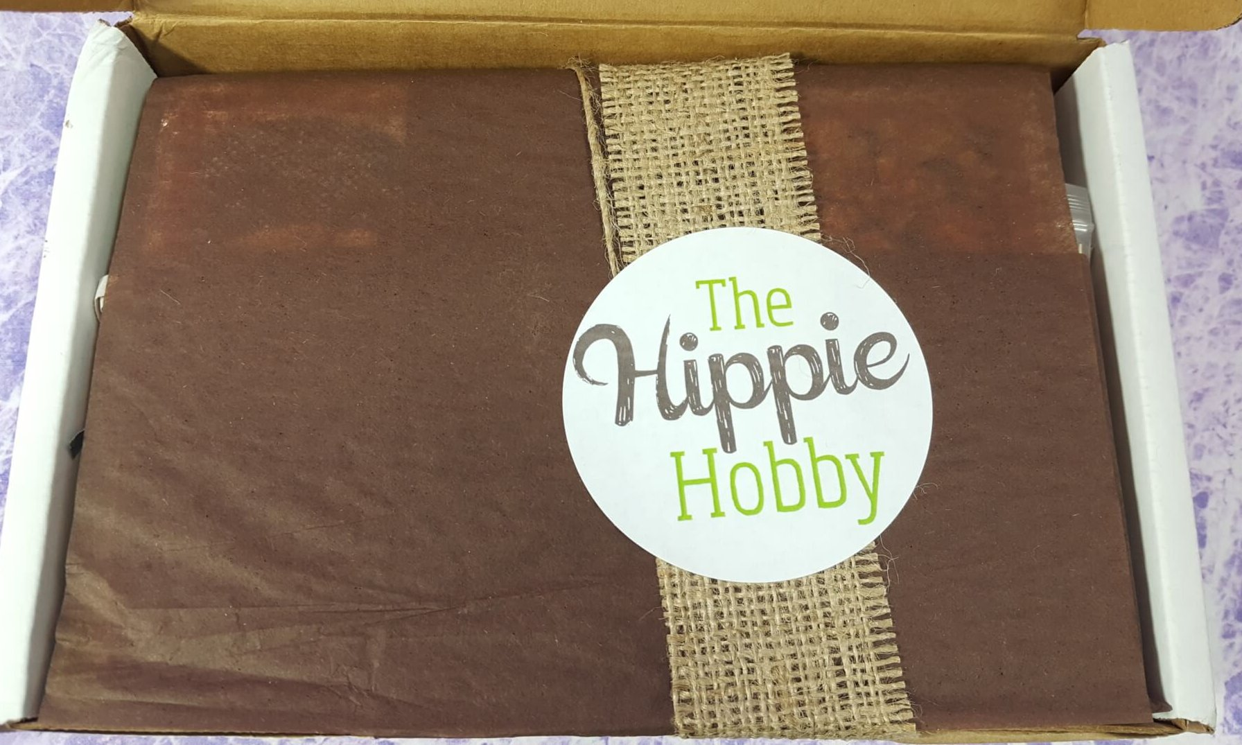 The Hippie Hobby July-August 2016 Subscription Box Review & Coupon