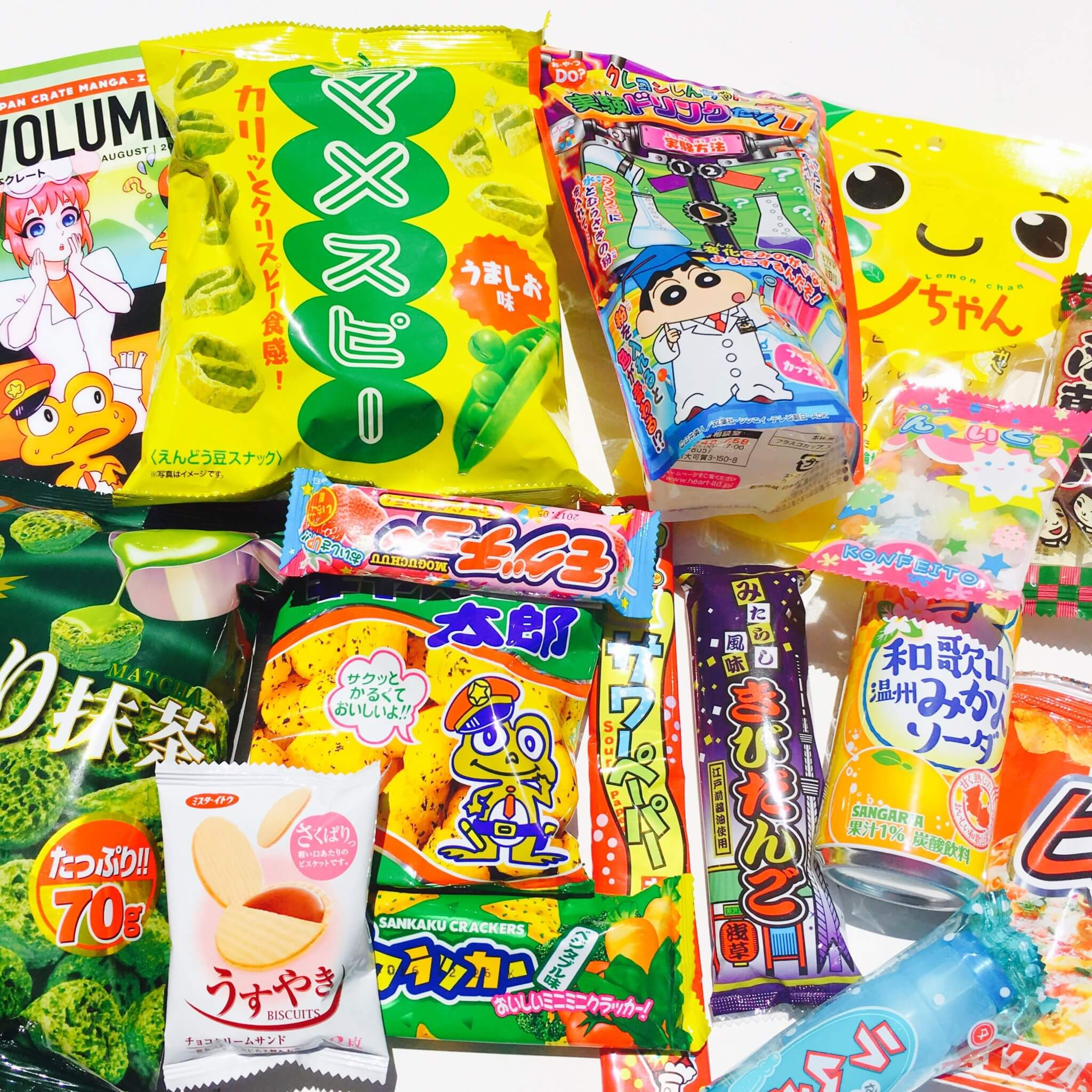 Japan Crate August 2016 Subscription Box Review + Coupon