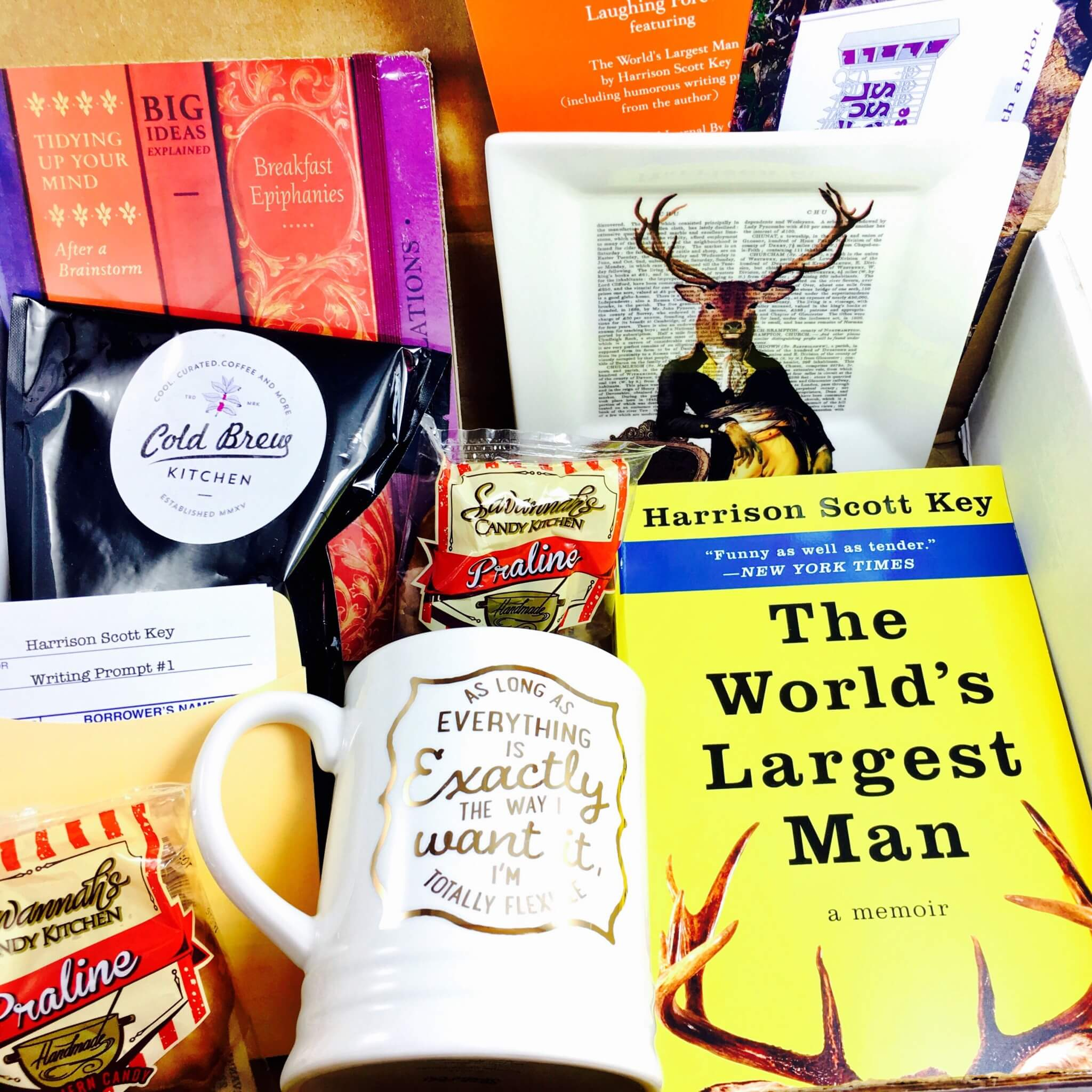 Beautiful Madness August 2016 Subscription Box Review + Coupon – Chapter Three