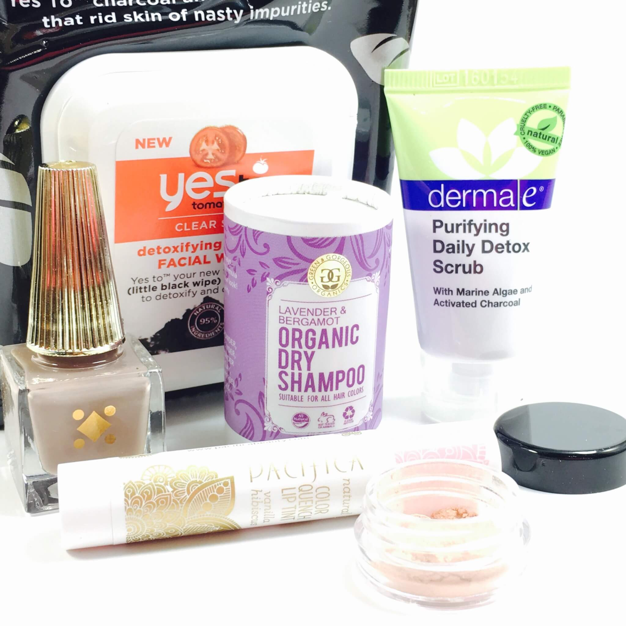 Vegan Cuts Beauty Box August 2016 Subscription Box Review