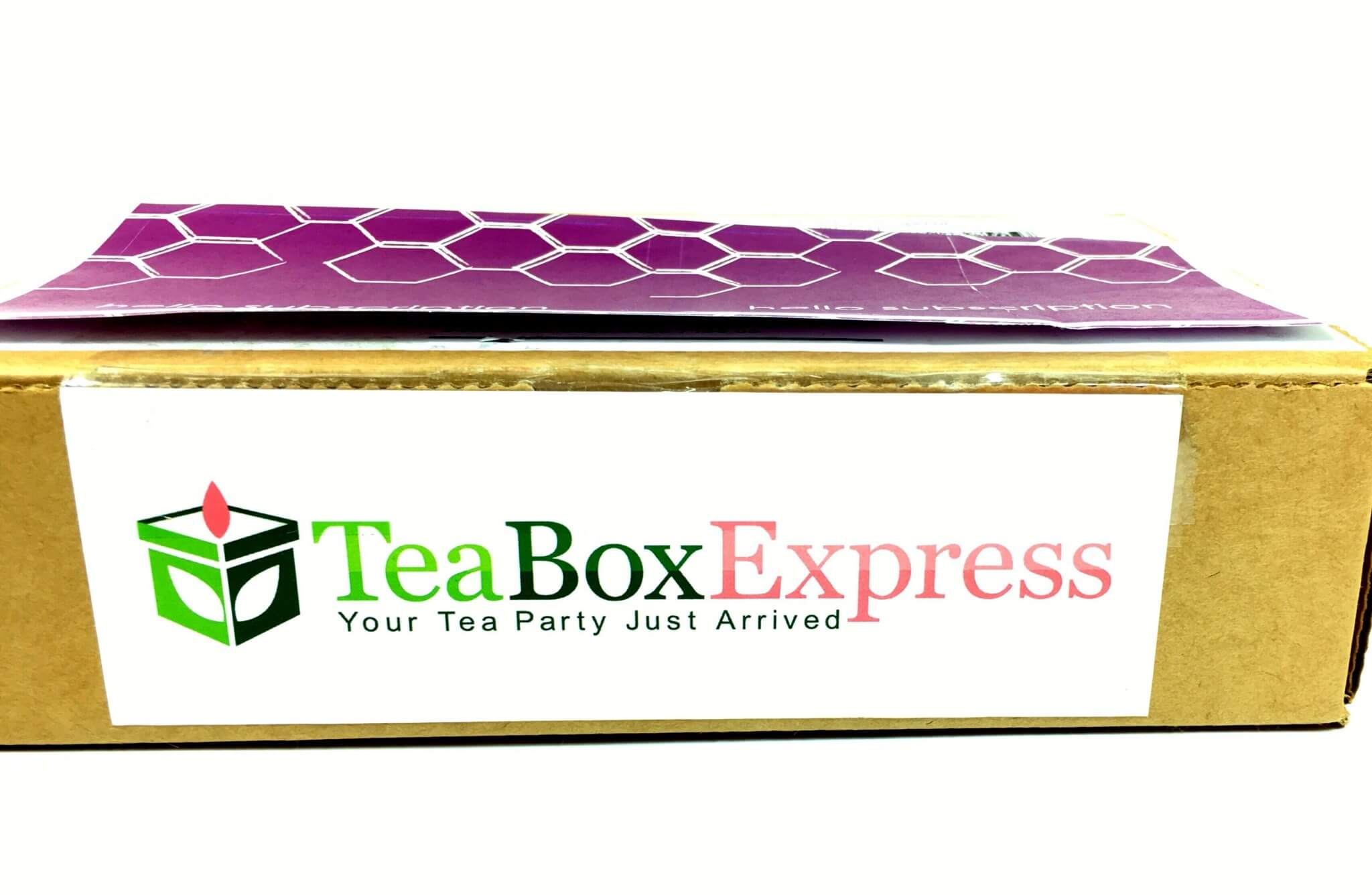 Tea Box Express August 2016 Subscription Review & Coupon