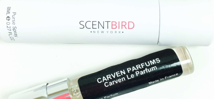 Scentbird Review & Coupon – August 2016