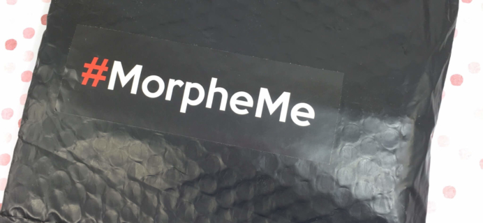 MorpheMe Brush Club August 2016 Subscription Box Review