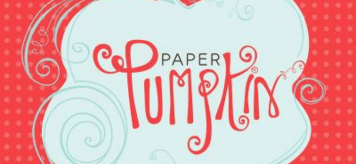 Stampin' Up Paper Pumpkin August 2016 Spoilers