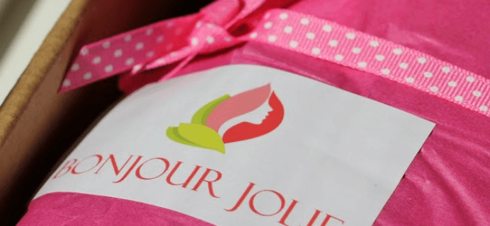 Bonjour Jolie Valentine's Day Coupon: Save 20%!