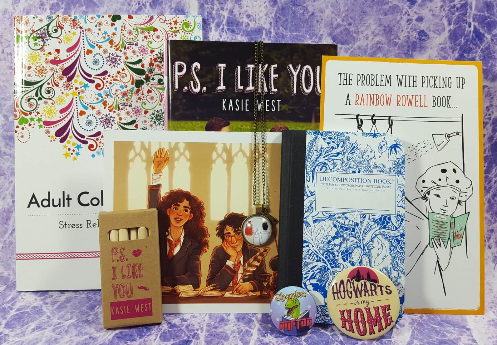 OwlCrate August 2016 Subscription Box Review + Coupon