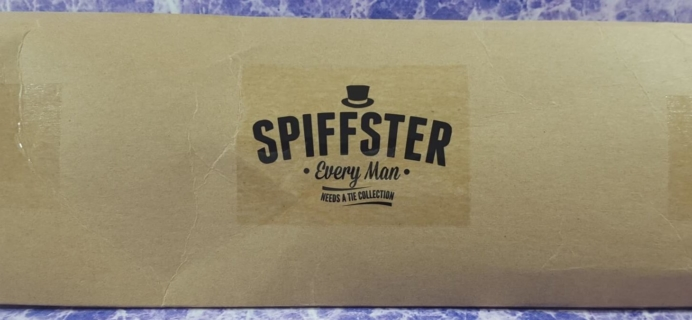 Spiffster Club September 2016 Subscription Box Review & Coupon