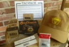 Tac Pack Subscription Box Review – July 2016