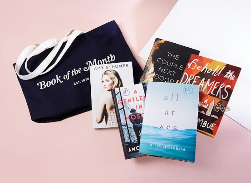 September 2016 Book of the Month Selection Time + First Book $5
