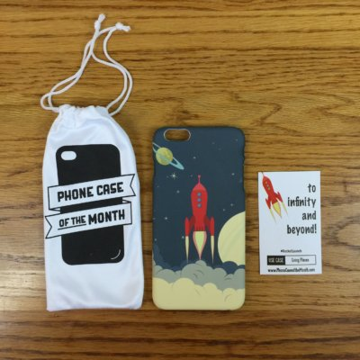 Phone Case of the Month Subscription Review + 50% Off Coupon – September 2016