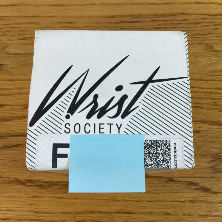 wrist society september 2016 subscription box review hello