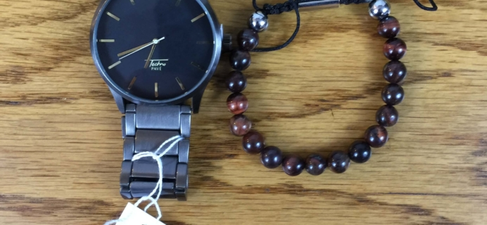 Wrist Society September 2016 Subscription Box Review