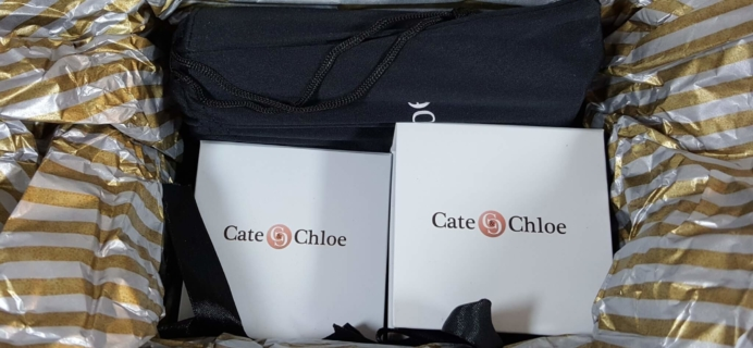 Cate & Chloe VIP Jewelry Subscription Box Review – September 2016