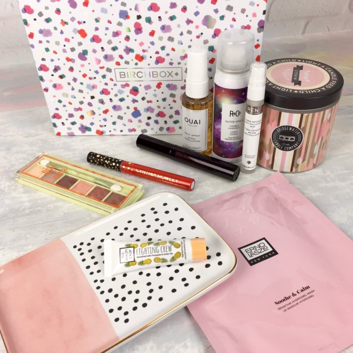 birchbox-limited-edition-box-september-2016-review