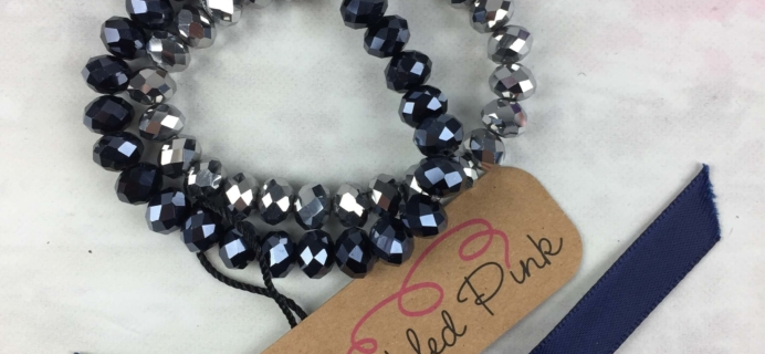 Boodle Box Coupon: Free Bracelet with Subscription!