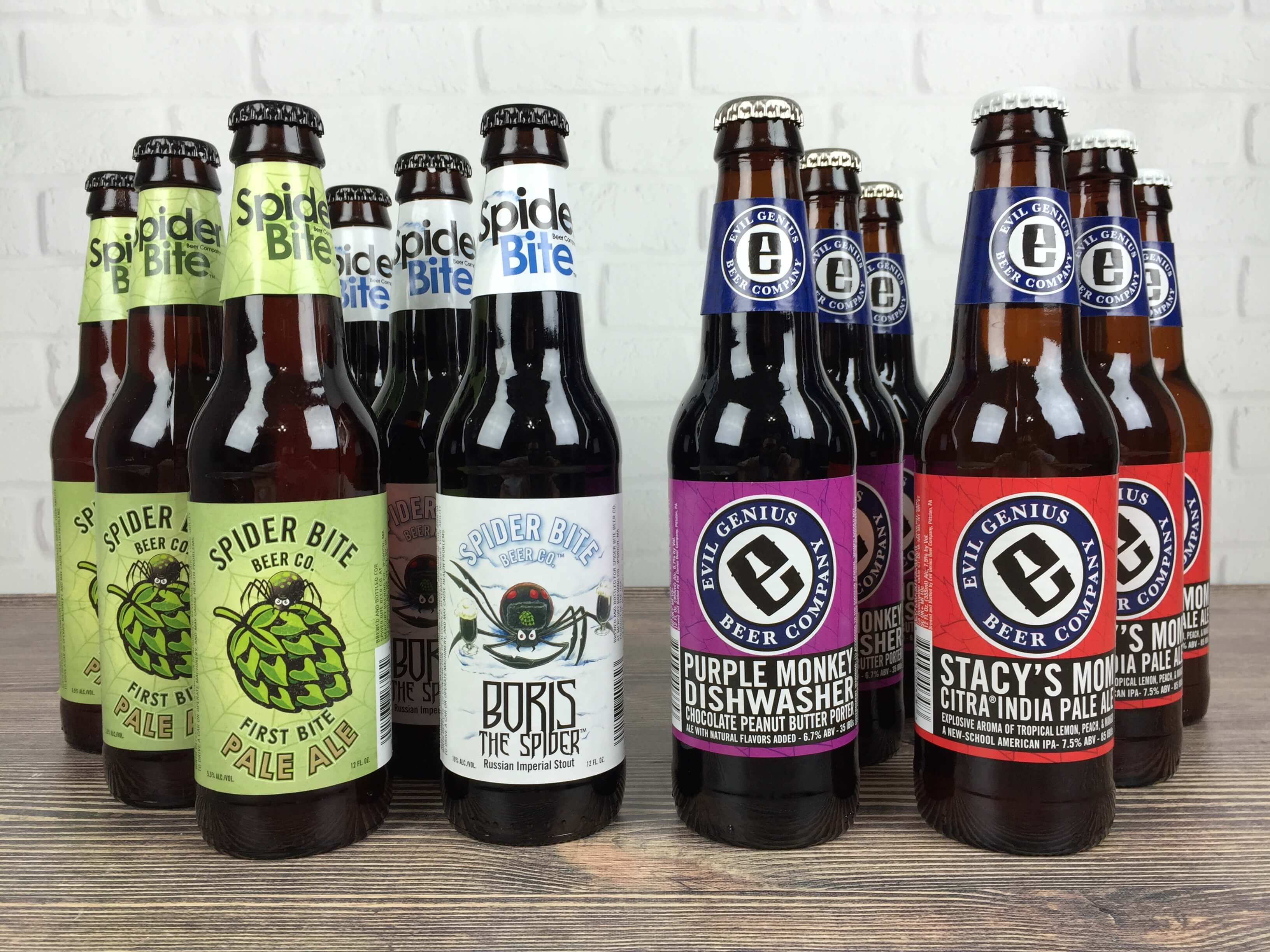 Craft beer club september 2016 subscription box review for Craft beer of the month club coupon