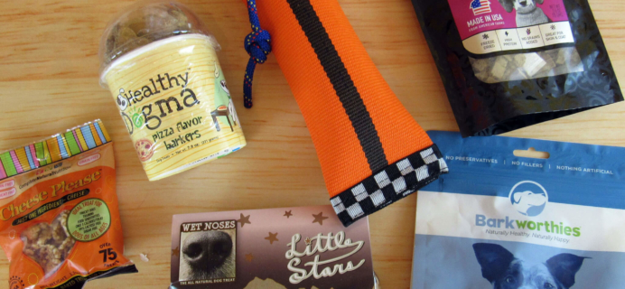 Daisy-Care Subscription Box Review & Coupon – August 2016 Large Dog