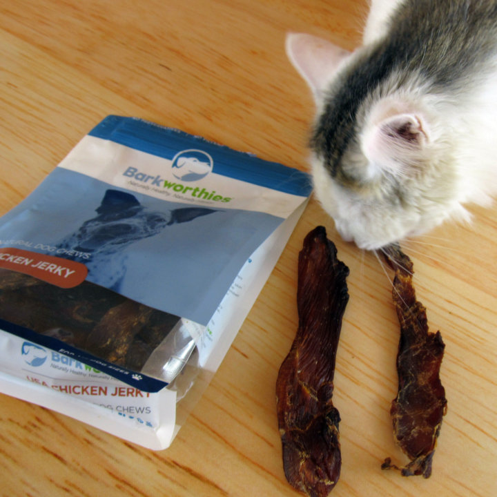 Barkworthies USA Chicken Jerky