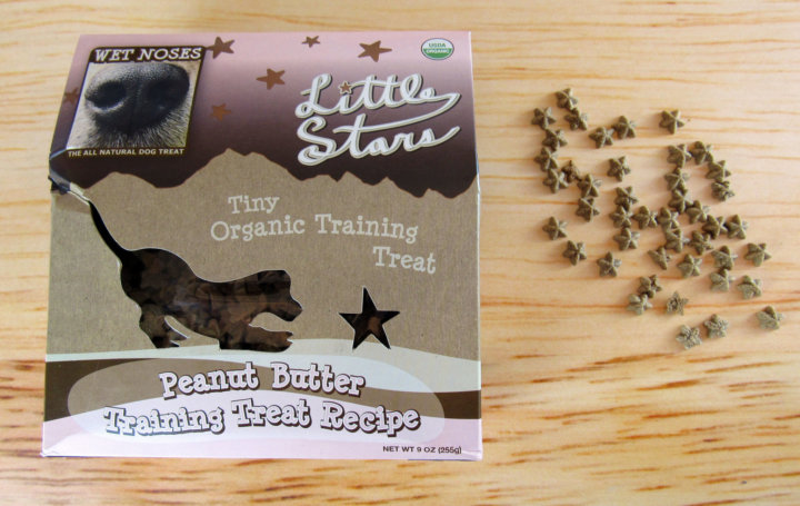 Little Stars Tiny Organic Training Treats