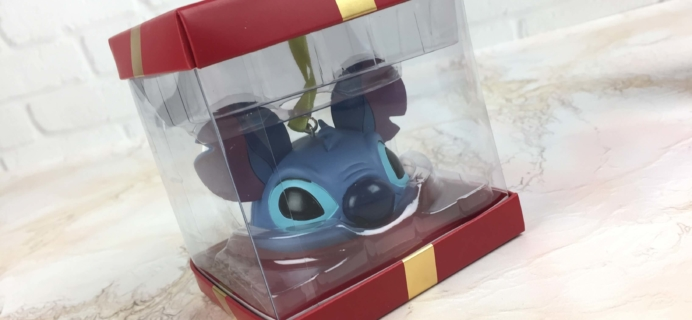 Disney Park Pack Holiday Edition September 2016 Subscription Box Review