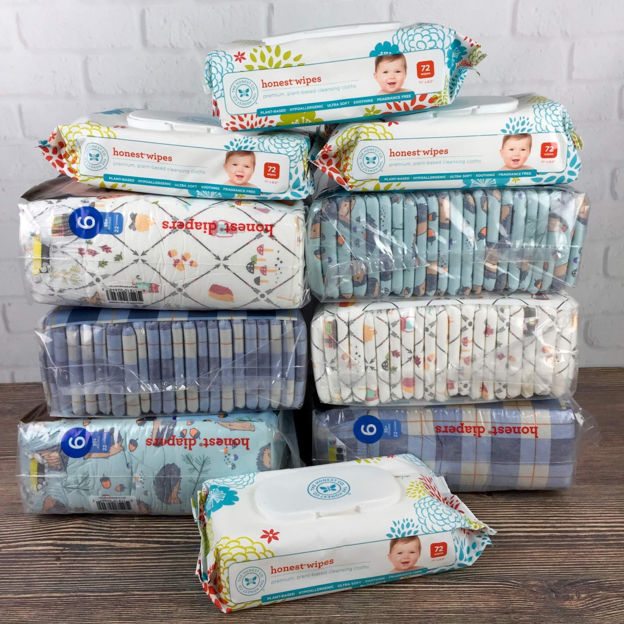 Honest Company Diaper Bundle Review + Free Trial Offer!