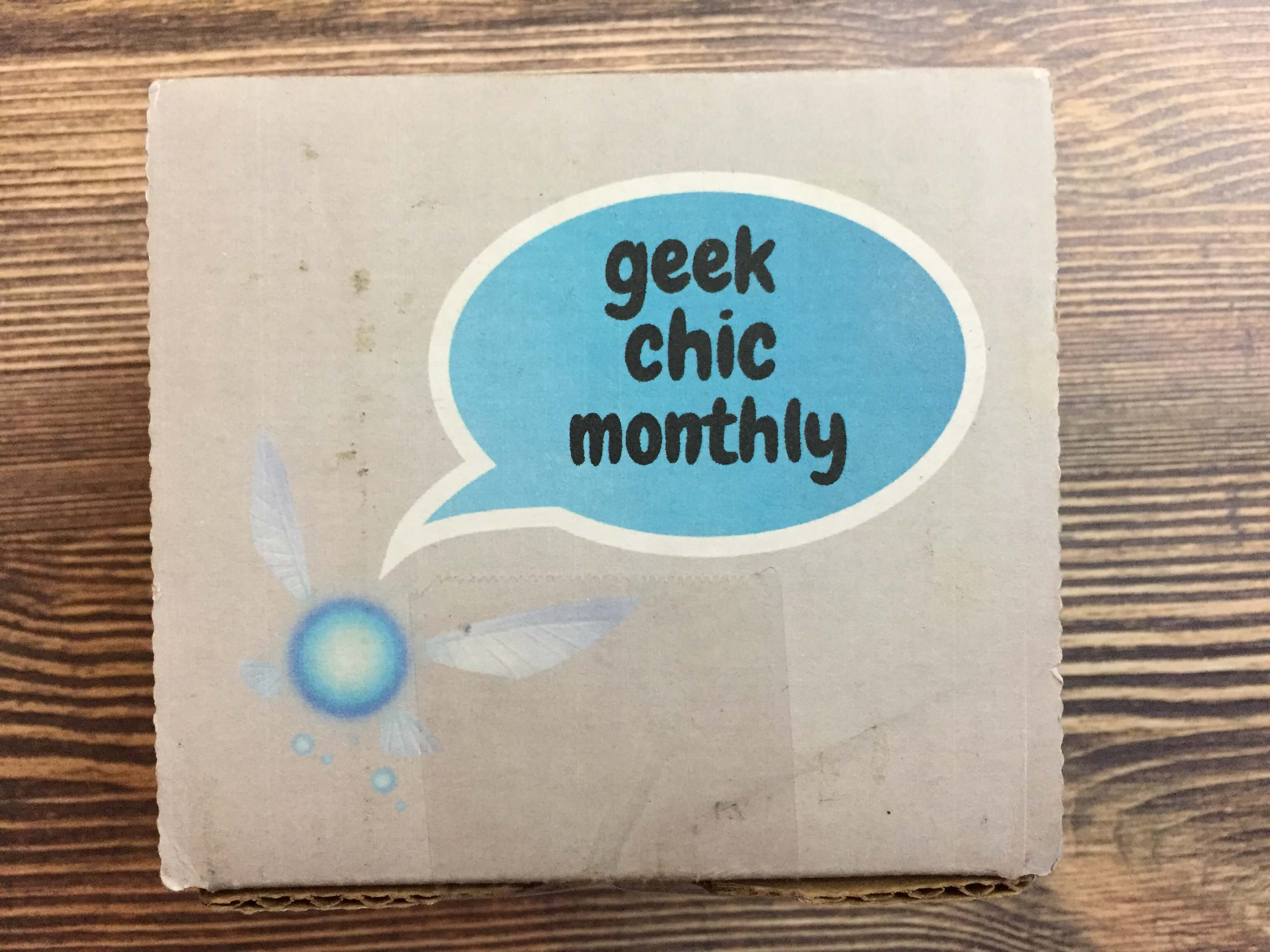 Geek Chic Monthly June 2016 Subscription Box Review