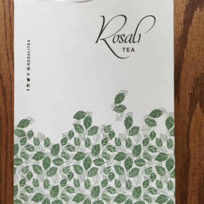Rosali Tea August 2016 Subscription Box Review + Coupon