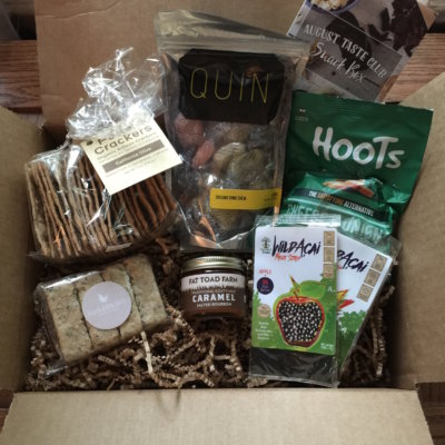 August 2016 Taste Club: Snack Subscription Box Review + Coupon