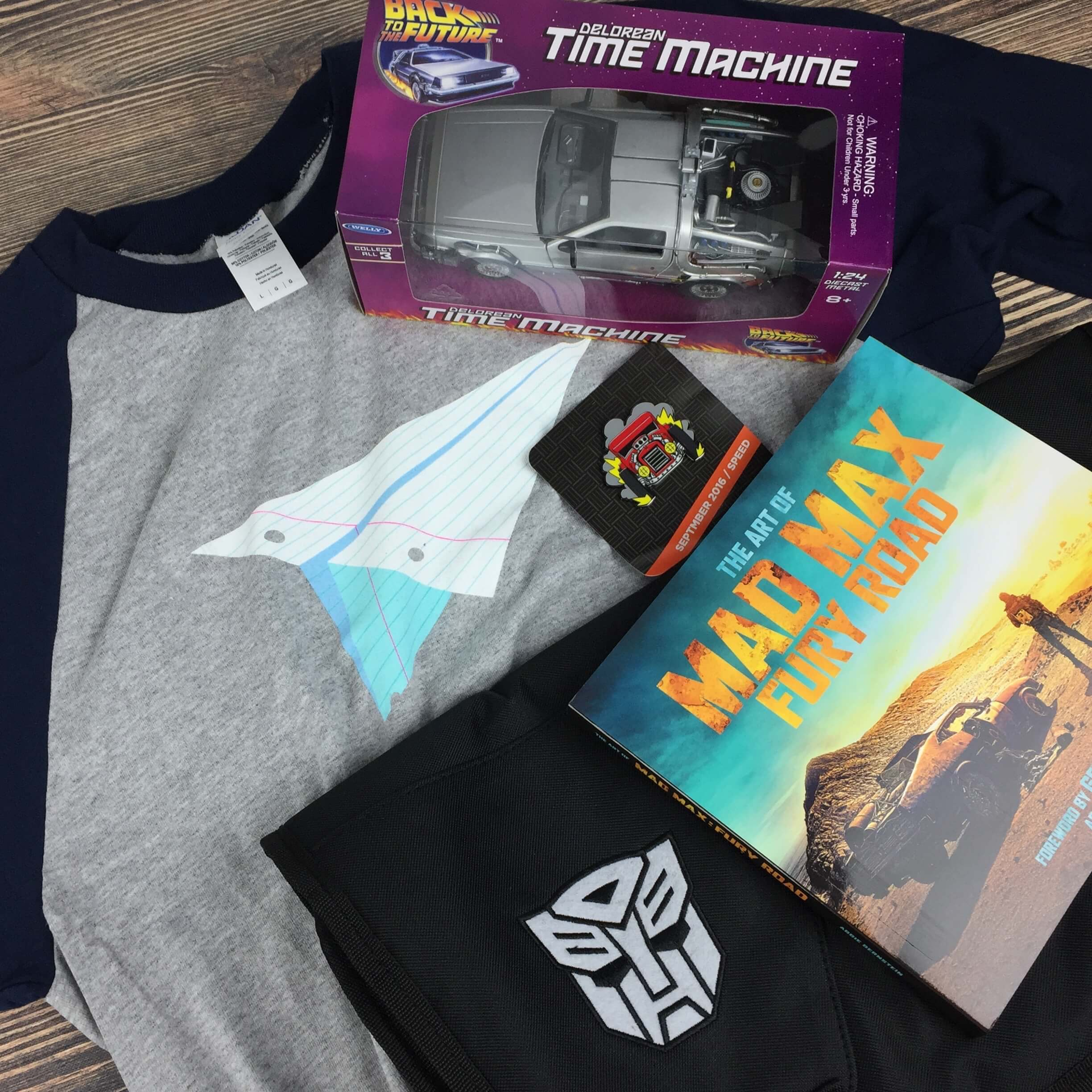 loot crate dx september 2016 subscription box review coupon