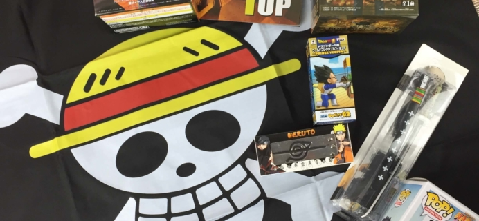 Lootaku August 2016 Subscription Box Review & Coupon
