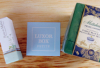 Luxor Box Petite Subscription Box Review – September 2016
