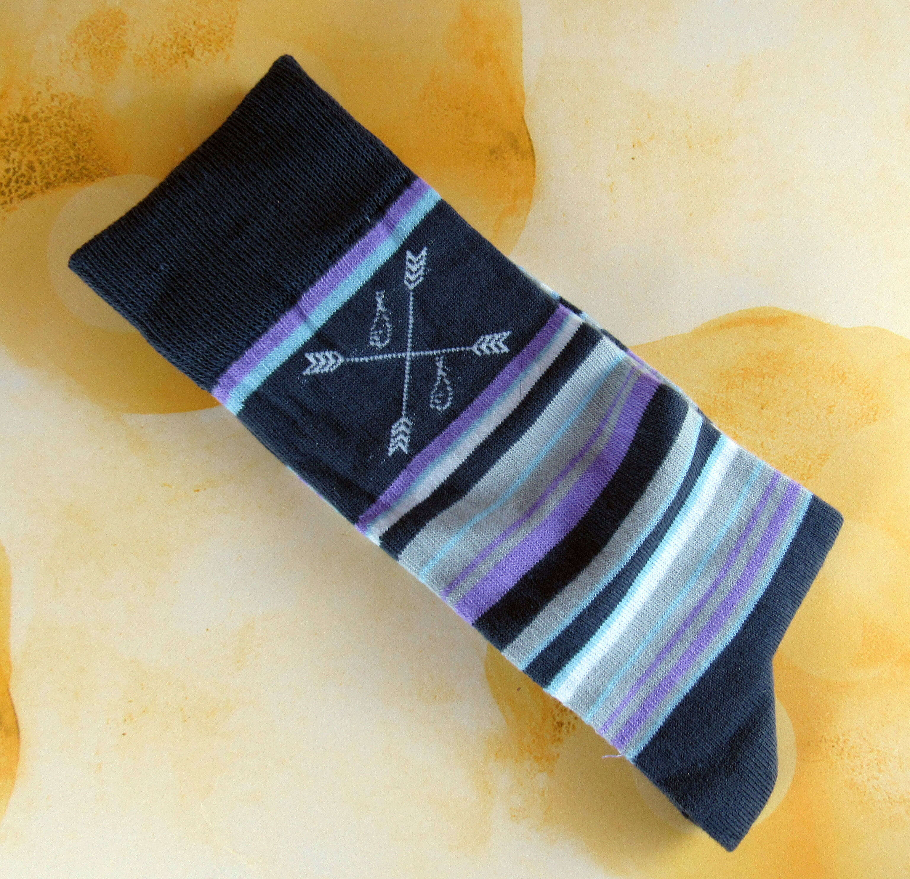 Southern Scholar Men's Sock Subscription Box Review & Coupon – August 2016