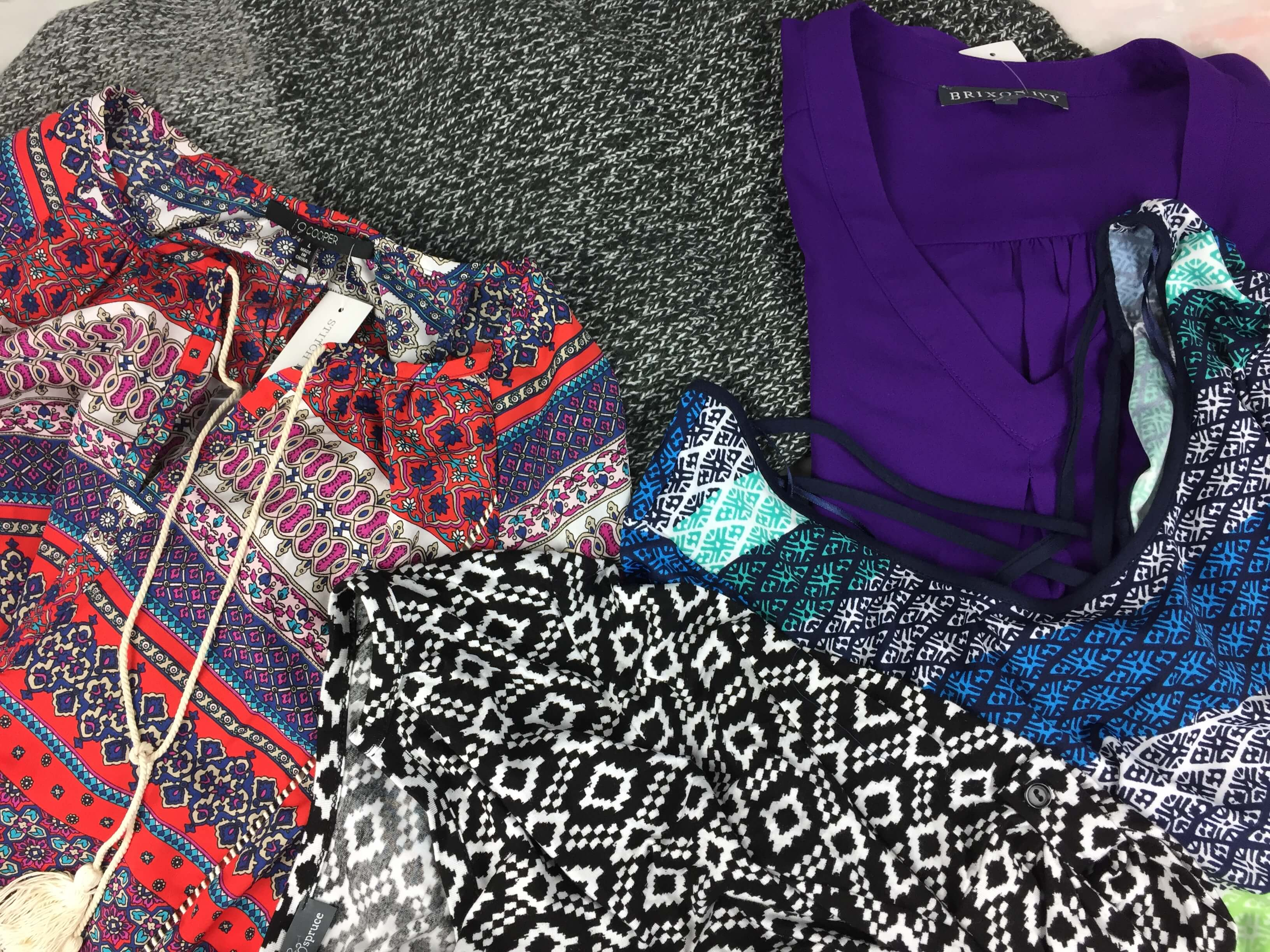 Stitch Fix October 2016 Review