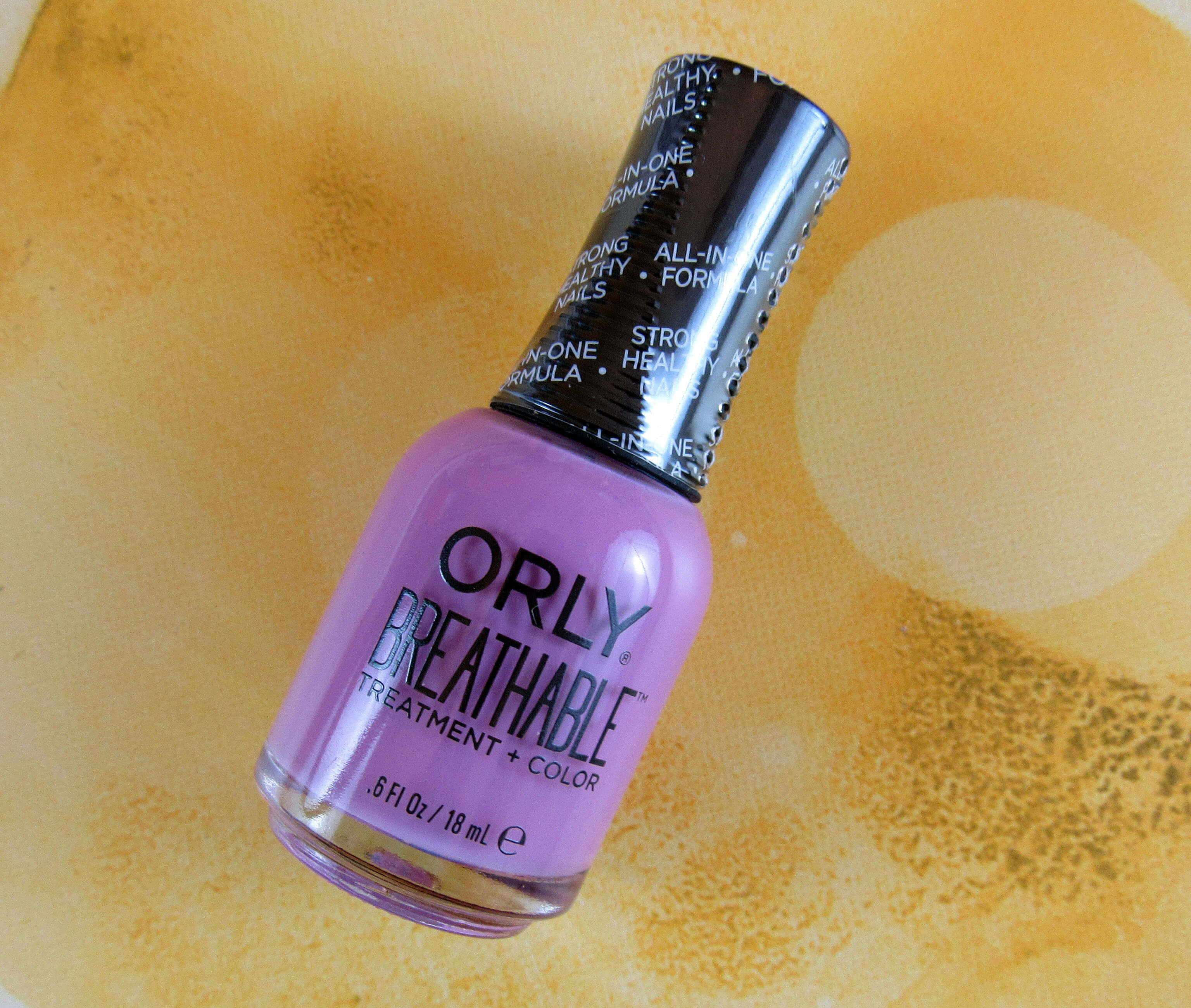 Orly BreathableTreatment + Color