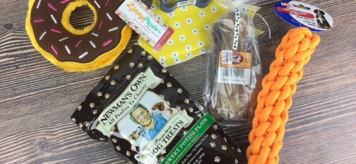 Wigglebutt Box September 2016 Subscription Box Review