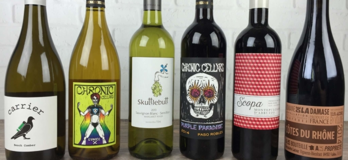 Wine Awesomeness September 2016 Review & 50% Off Coupon