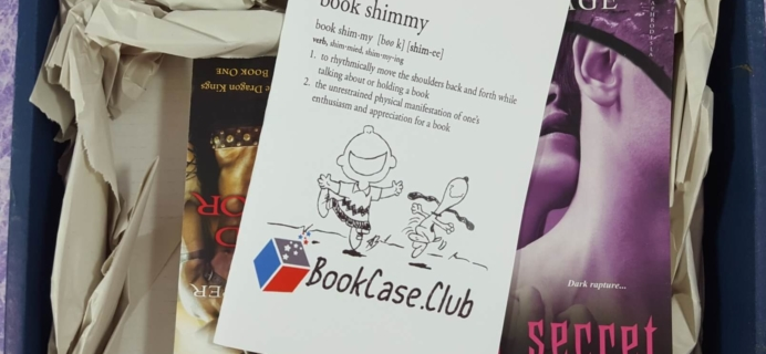 Bookcase Club September 2016 Subscription Box Review & Coupon – Blind Date Case
