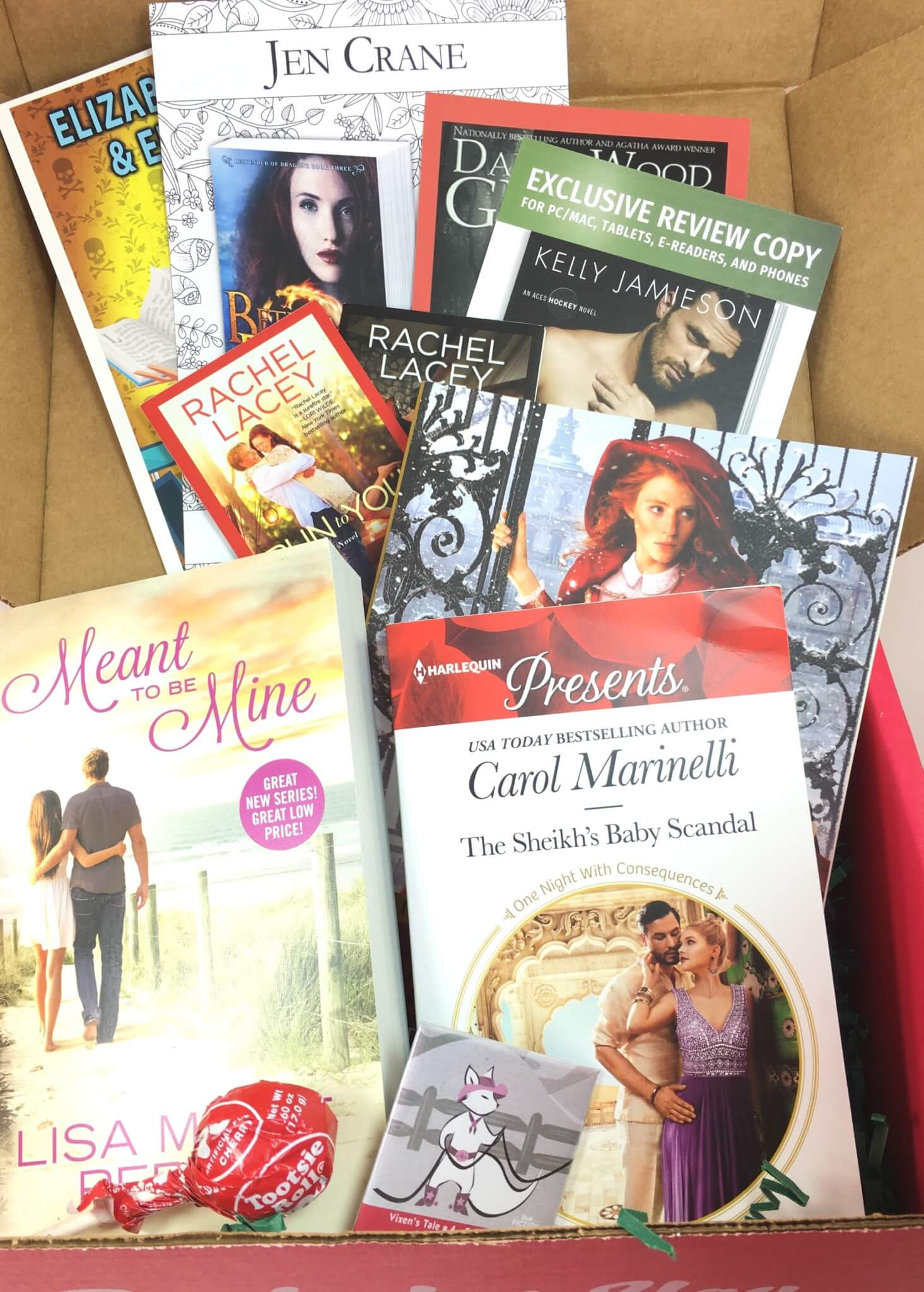 Fresh Fiction Box September 2016 Subscription Box Review + Coupon