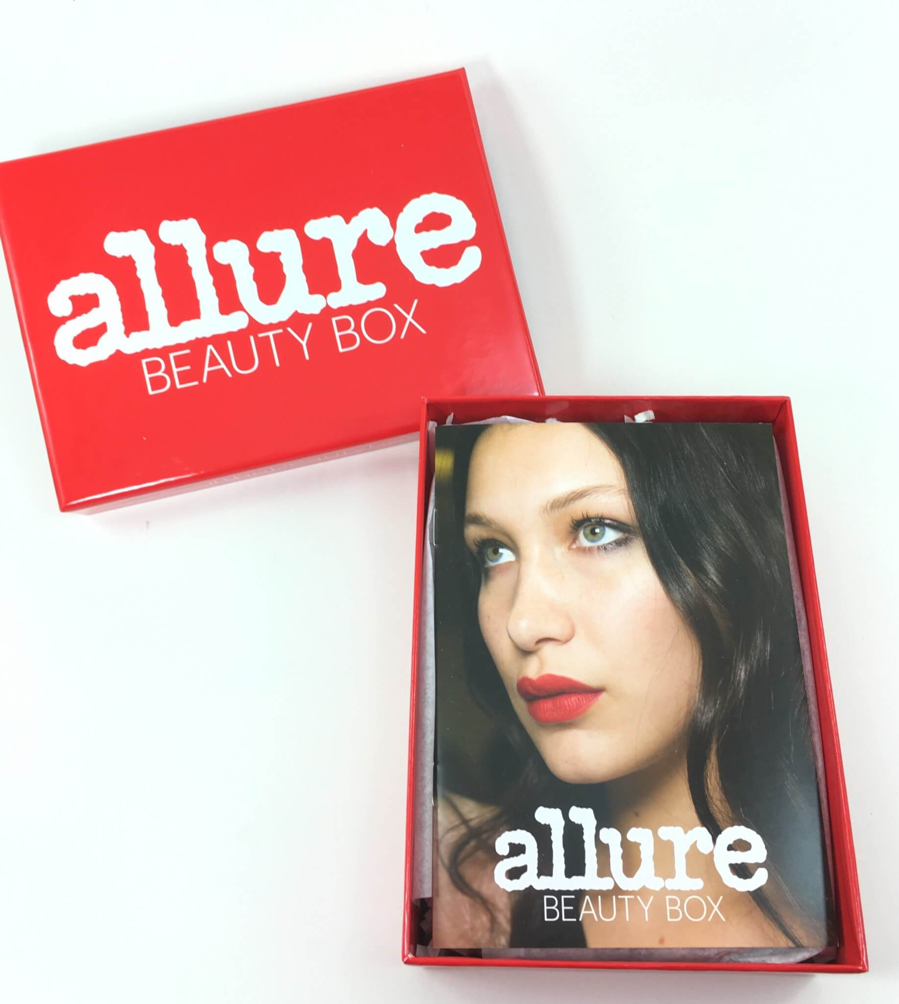Allure Beauty Box September 2016 Subscription Box Review