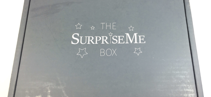The SurpriseMe Box September 2016 Subscription Box Review + Coupon