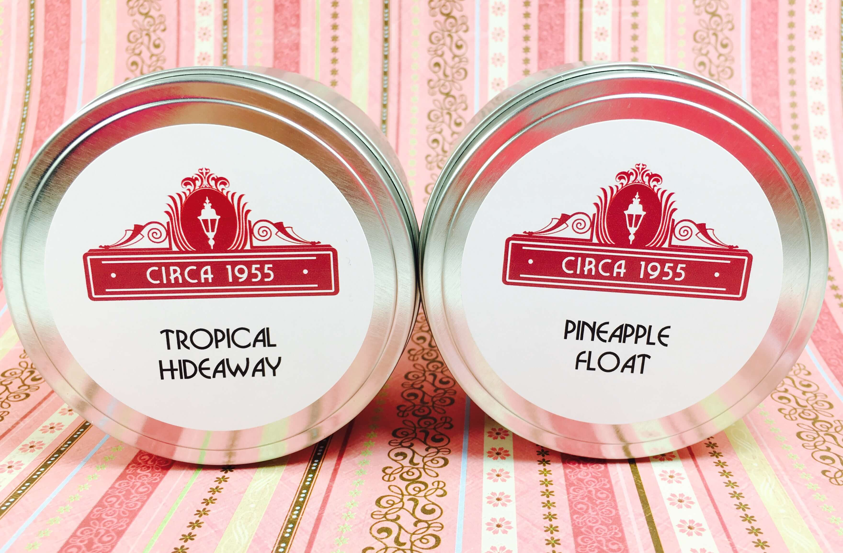 Circa 1955 Candle Subscription Box Review– August 2016