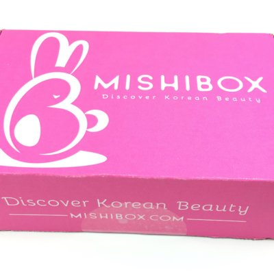 MISHIBOX Korean Beauty Box Review – September 2016
