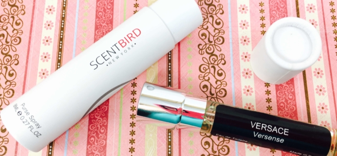 Scentbird Review & Coupon – September 2016