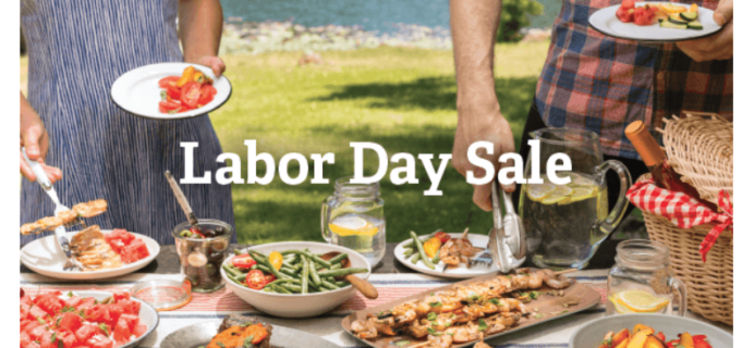 Sun Basket Labor Day Sale – Save $40 On Your First 2 Boxes!