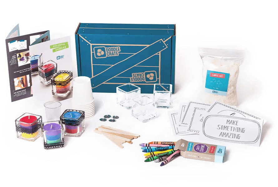 Doodle Crate Cyber Monday Deal: First Box $7.95!