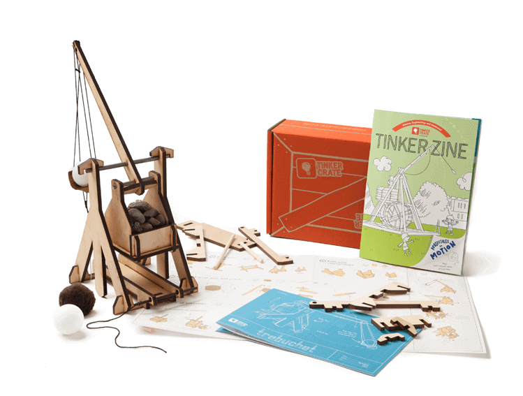 Tinker Crate Cyber Monday Sale: First Box $7.95!