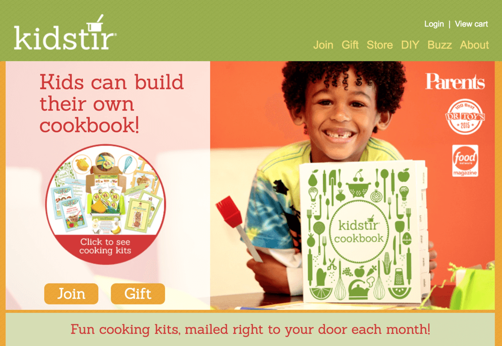 Kidstir Coupon: Save 30% Off First Month!