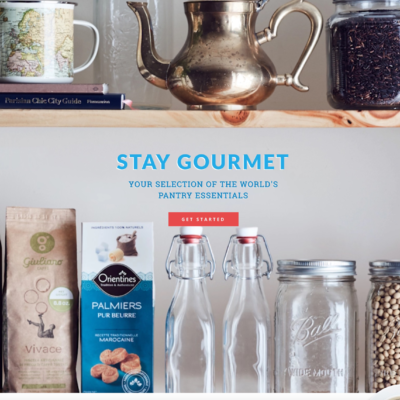 New Pantry Box from Try The World + $10 Coupon